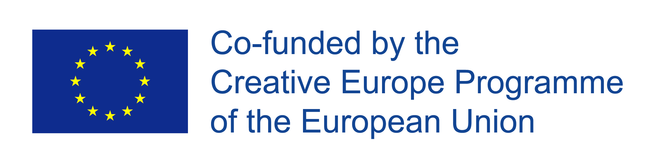 Image result for co-funded by the creative europe programme of the european union