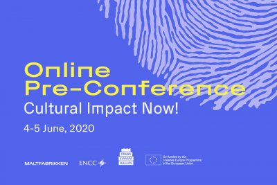 cultural impact now online conference