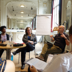 Cohere living lab Brussels September 2018